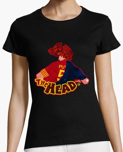 Camiseta Puyol THE HEAD