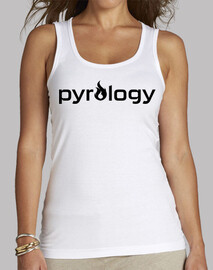 Pyrology Black Tank Top