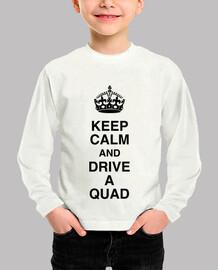 Quad / vehículo todo terreno