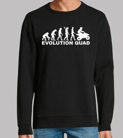 quad evolution