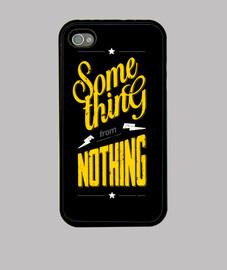 qualcosa dal nulla iphone 4