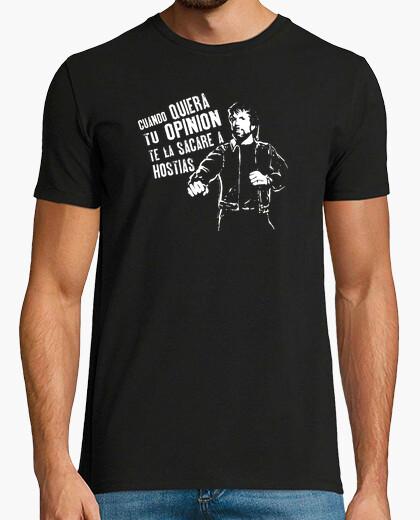 T-shirt quando voglio la tua opinione ...
