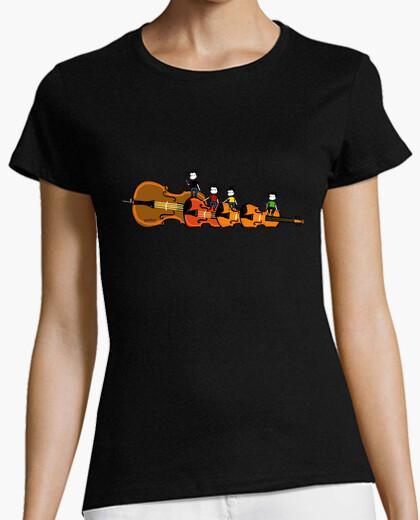 Camiseta Quartet de corda