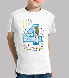 quarto compleanno orsetto