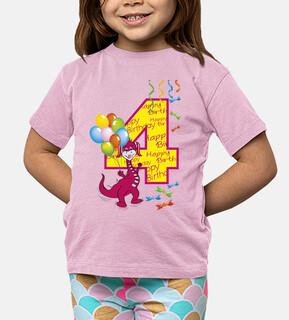 quarto nombre compleanno 4 bambina