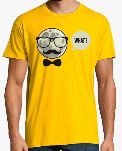 Camiseta ¿qué?!?! ahhhh luna!