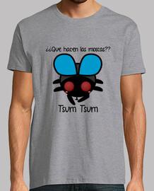 ¿¿Que hacen las moscas?? Tsum Tsum