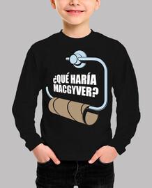 Que Haria MacGyver