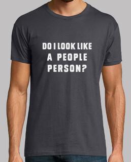 que je ressemble à une personne de personnes