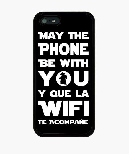 Funda iPhone Que La WiFi Te Acompañe