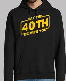 que le 40 soit avec toi