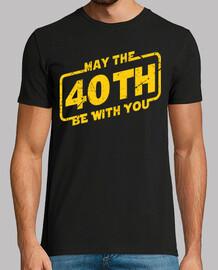 que le 40e soit avec vous, 1980