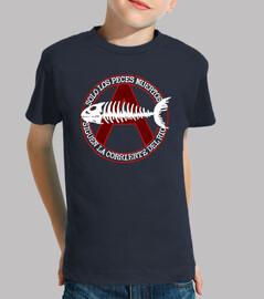 que les poissons morts ...