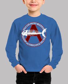 que les poissons morts