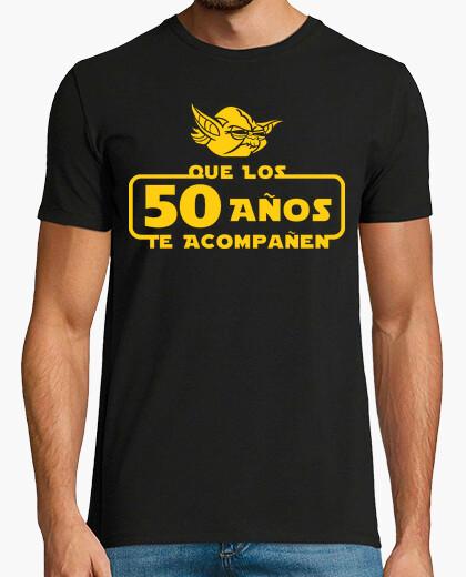 Camiseta Que Los 50 Años Te Acompañen, 1969