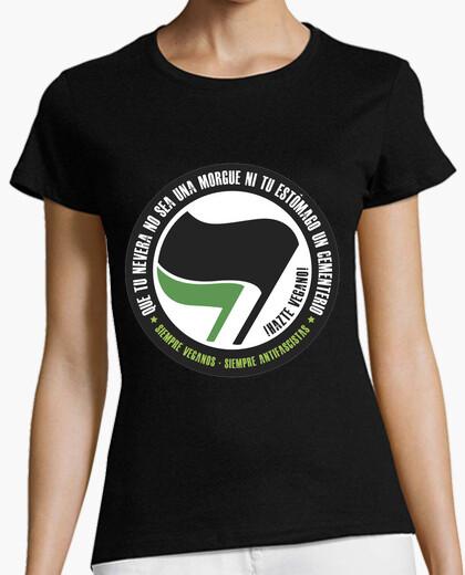 Camiseta Que tu nevera no sea una morgue