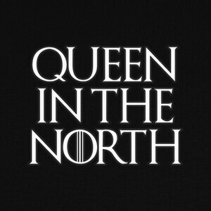 Camisetas Queen in the north