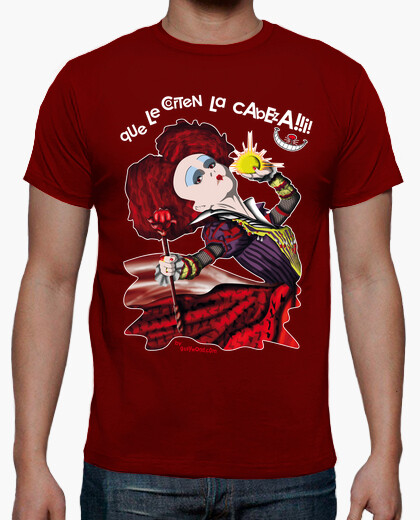 Queen of hearts two t-shirt