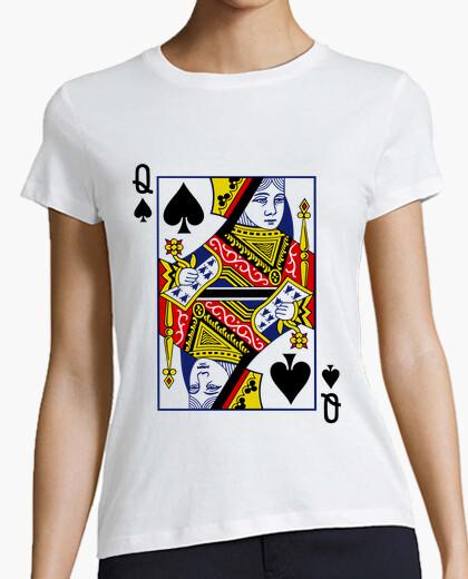 Camiseta Queen Of Spades