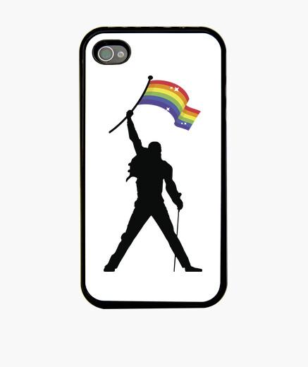 Funda iPhone Queen queer