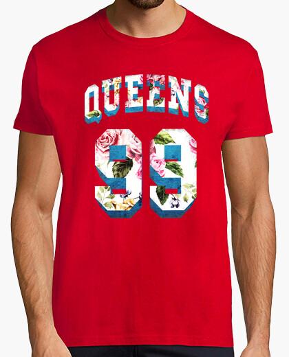 Camiseta Queens