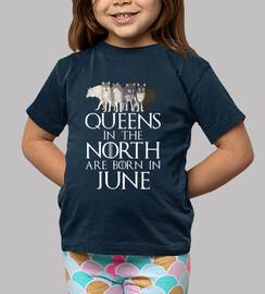 queens a north born nel mese di giugno