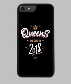Queens are born in 2018