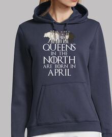 Queens in North born in April