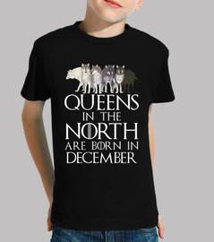 Queens in North born in December