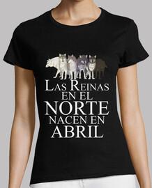 queens in the north are born april