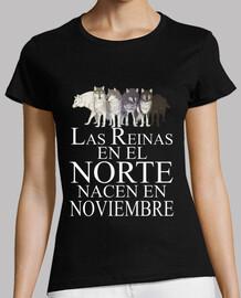 queens in the north are born november
