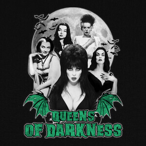 Camisetas Queens of Darkness