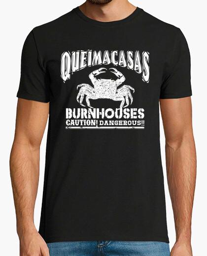 Tee-shirt queimacasas