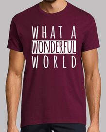 quel monde merveilleux