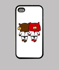 quelques ours karatéka ou judoka love love love