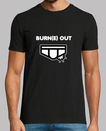 quemar (e) fuera