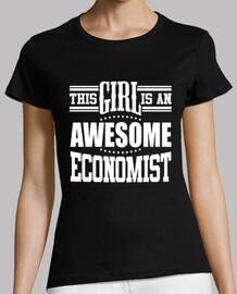 questa ragazza è un impressionante economista