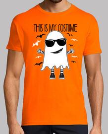 questo è il mio costume di halloween