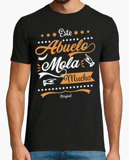 T-shirt questo è il nonno