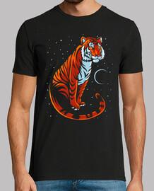 queue de tigre tribal