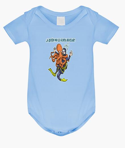 Vêtements enfant Qui n39aime pas plonger?