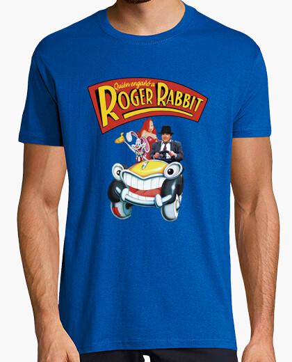 Camiseta Quien engaño a Roger Rabbit