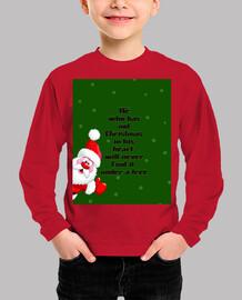 Quien no tenga la Navidad en su corazón
