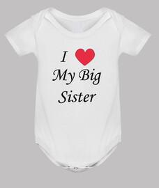 Quiero a mi Hermana mayor