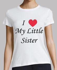 Quiero a mi hermana pequeña