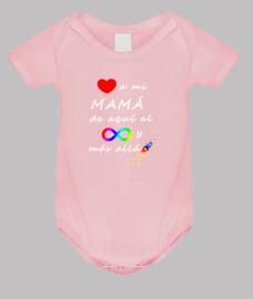 Quiero a mi mamá hasta el infinito