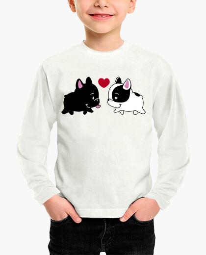 Ropa infantil Quiero mucho a mis mascotas