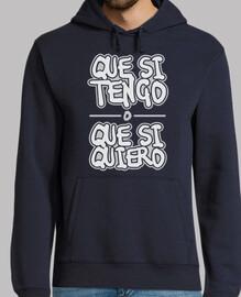 QUIERO O TENGO