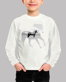 quiet horse