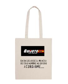 Quijote Gijoe negro